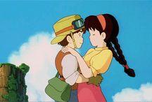 Hayao Miyazaki & co.