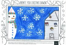 Animate your Christmas Story / Showcase your child's creative talent this season and have their brightest festive artwork displayed on Angel Central's Christmas drawing gallery.  As an exciting extra, we are also offering children in Islington the chance to see their Christmas drawings turned into an animated piece of art!   Submit your drawing here - http://angelcentral.co.uk/bring-you-christmas-drawing-to-life/