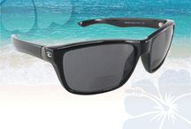 "Hawaiian Lenses - Styles / Really hip styles of our Sunglasses with Readers. ""Not your grandmother's bifocals!"". Hawaiian Lenses:  Live Good 