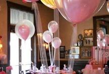 Globo / decoraciones con globos