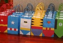 ideas for an avengers b-day party