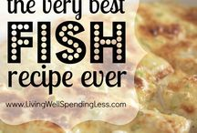 fish recipes for little dude