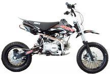 SSR 125 4-Speed Manual Dirt Bike / Top 125cc Dirt Bike. BLACK. 125 PIT BIKE, SSR 125 4-Speed Manual Mini Dirt Bike 125cc larger size,  Dual Disc Brakes. CARB Certified for sale in CA - RED STICKER