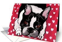 Frenchie / French Bulldog Love