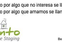 Home Staging / casas a punto
