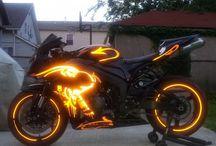 Auta motorky