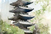 acquarelli