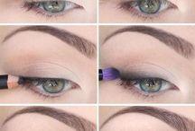 Maquillaje de ojos y algo ¡¡MAS!!