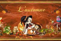 Armony l'automne / Les Créations Armony sur l'automne