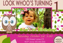 Brooklyn's 1st Birthday / by Gina Galloway