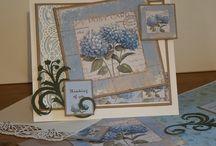 Joanna Sheen's card creations