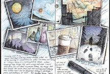 art - journaling and altered books