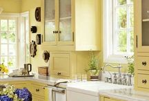 Kitchen Reno / Cupboard door makeover