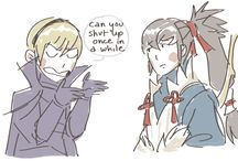 FE: stuffs / Awakening, and Fates, I was born too late for the older ones