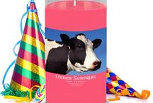 Jewelry Cow Candles