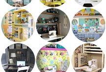 Sewing and Craft Spaces
