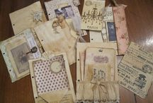 Juk journal pages