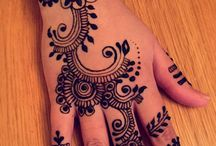 henna,tetoválás