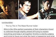 Movies - The Maze Runner