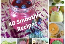Smoothie Deliciousness / by Jenna Matteson