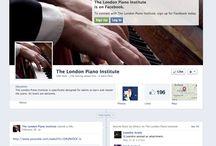 London Piano Institute  Social Sites / London Piano Institute