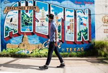 Rockport x OneUpped Magazine Collaboration / We've teamed up with OneUpped Magazine to bring you a style x travel collaboration. Follow social media influencers, Carlos Costa and Jenna Needham, on their trip to Austin, Texas. Carlos and Jenna cover things to do in Austin, travel tips and fashionable (yet comfortable) shoe picks for their trip.  Read the full article and get the itinerary on OneUpped Magazine: http://oneuppedmag.com/move-austin-rockport-carlos-costa/