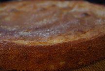 PETIT-DEJEUNER / Brioches et gâteau du marais pour le petit-déjeuner de mes hôtes