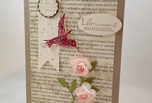 Vintage style card's
