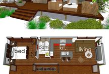 Tiny Houses and Houseboats