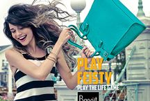 PLAY THE LIFE GAME SS15' / #PlayTheLifeGame with our vibrant Spring/Summer 2015 Collection designed for every contemporary woman. This is your chance to unleash different aspects to the same YOU with our wide range of stylish bags available at all our Exclusive Stores and www.baggit.com. Shop Now : http://goo.gl/kPP8Kf