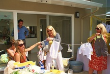 Baby shower ideas / by Betsy Jo Delisio