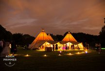 Events Under Canvas Showcase / Our photos from customers Weddings, Parties, Festivals and Events