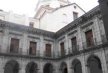 LA COLEGIATA DE SAN ISIDRO EN MADRID