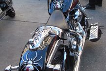 Sick Bikes / Motorcycles / by Mike Blackstock
