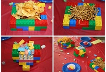 Party-Theme Lego / by LaHoma Bradley Seymour