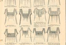 формы платья