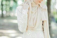 Wedding Dress Hijab