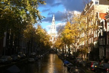 Amsterdam - place I live