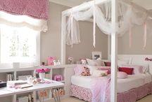 Teenager Girl's room