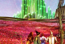 Oz favorites / My favorite movie the wizard of oz / by Lindy Davis