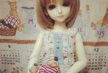 Doll lover ( my dolls. ) / www.laanlookmaihome.com