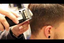 men hair