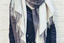 Scarfs / Perfect for those winter days