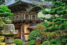 Orient Gardens & Architecture