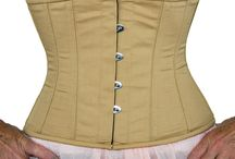 Corsetry and Waist Cinching