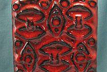 Clay - West German Pottery / by Dion Kieft