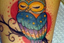 Tattoos I want / by Teri Salvino