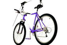Bike Accessories / Bike lifts, bike repair stands, bike rack carriers, bike trainers, and more!