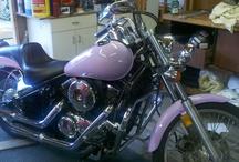 Lavender Inspired Bikes