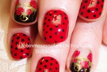 Nailart / Creatieve Nagels / by Remie Rots